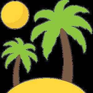 island-palm